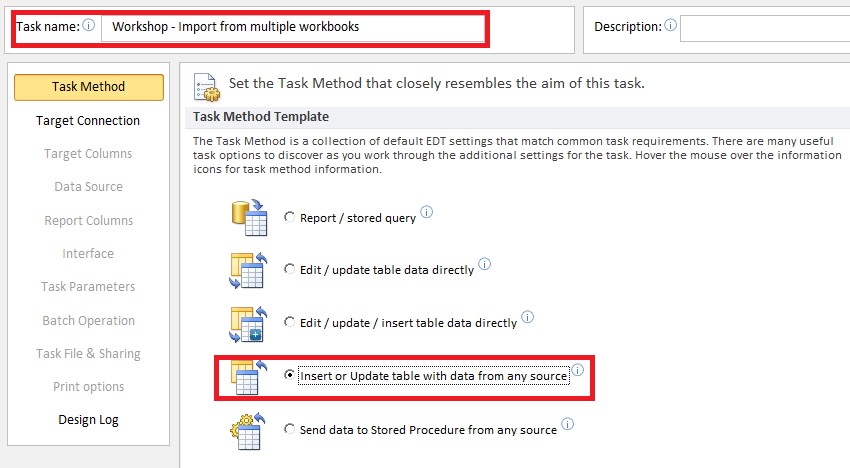 How to import Multiple Excel Workbooks to SQL Server